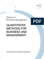 08 Quantitative Methods Txt