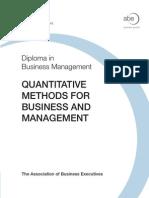 08 Quantitative Methods Txt