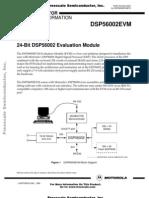 DSP56002EVMP