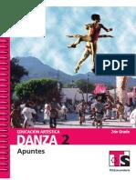 Educación Artística DANZA 2do grado TS