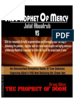 The Prophet of Mercy ( Debunking POD By Graig Winn ) by Jalal Abulalrub