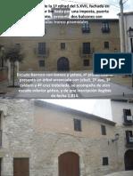 Arquitectura Civil - Obanos - Civil architecture