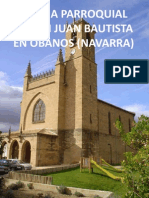 Iglesia de San Juan en - Obanos - St John Baptiste church
