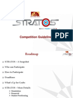 STRATOS Competition Guidelines