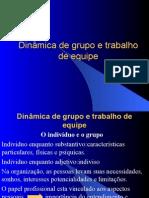 31130 Dinâmica de Grupo e Trabalho de Equipe