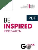 Be Inspired- Innovation