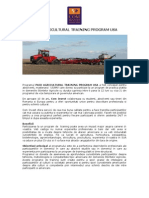 Agricultural Training Program USA
