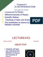 1physics-An Introduction Ssc Presentation