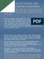 Presentasi Iklan Rokok 2006