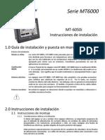 Manuales Instalacion Serie i