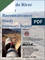 Crrrs Summary Report