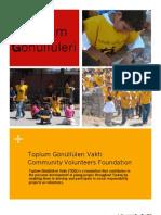 TOG; Community Volunteers Foundation