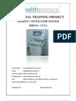 Ventilator System Servo