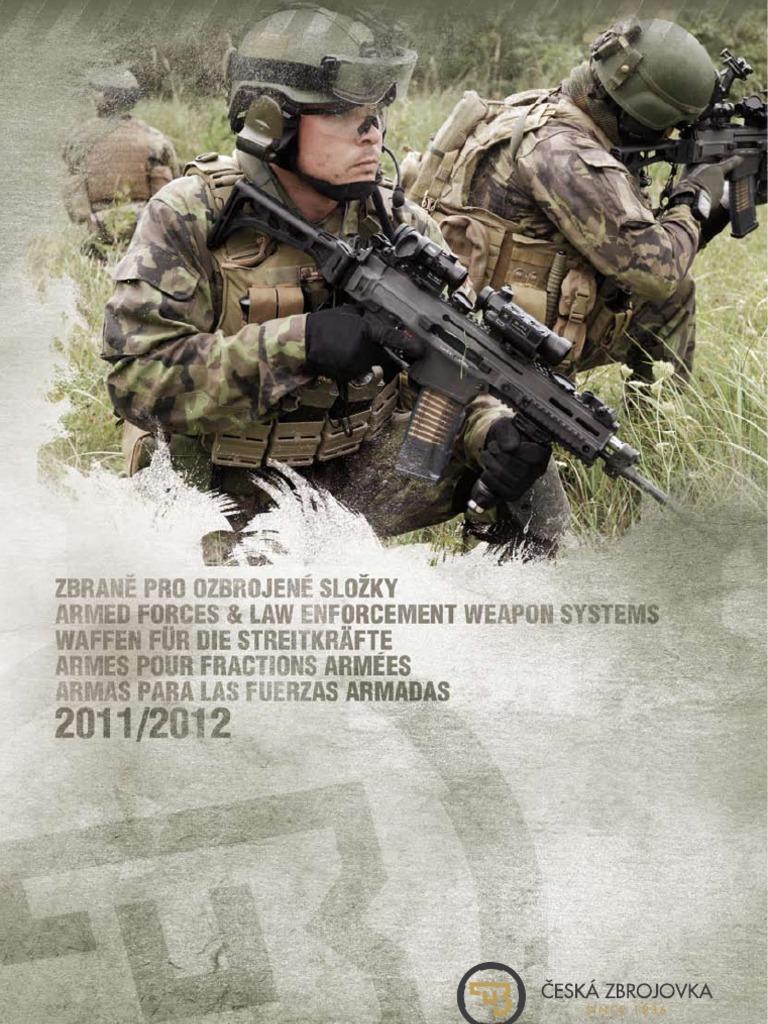 CZ Military Catalogue 2011 cc779a762d