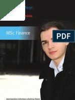 Msc_finance_brochure.pdf Imperial College of London