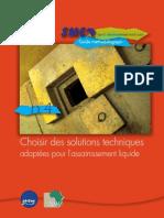 Pseau Pdm Smc Guide 4 Solutions Techniques Assainissement Liquide
