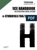 Service Handbook E-163