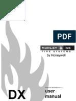 Morley DX Panel Manual