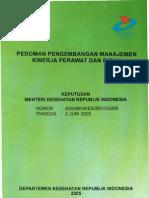 Manajemen Kinerja Perawat