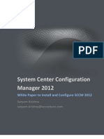 SCCM2012 White Paper