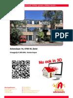 Brochure Arienslaan 14 Te Zeist
