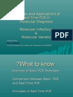 Real-Time PCR Applications -Presentation by Nasr Sinjilawi