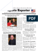 July 13, 2011 Sports Reporter