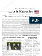 July 20, 2011 Sports Reporter