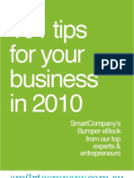 101 Tips for Your Business eBook