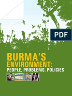 Burma's Environment