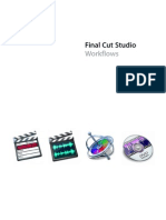 Final Cut Studio Workflow