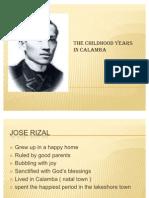 Jose Rizal Chapter 2
