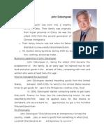 john gokongwei biography