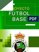 FUtbol Base Racing de Santander