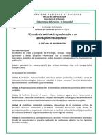 2da Circular Curso Ciudadania Ambiental