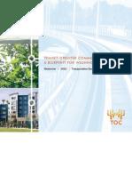 Transit-Oriented Communities