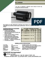 Graflex 31X Zoom Lens Brochure