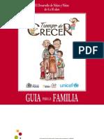 TIEMPO de CRECER Guia Para La Familia (Unicef)