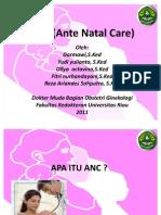 ANC Penyuluhan