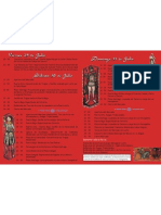 Programa Feria Medieval Daroca