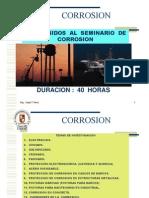 Clases de Corrosion