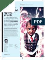 Expressive Lighting Effect Photoshop&Illustrator