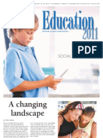 Fall Education 2011 - Eastern Edition • Hersam Acorn Newspapers