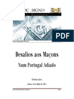 Debate Maçonaria 2
