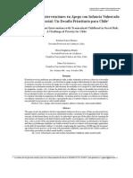 Intervenciones Efectivas en Apego Con Infancia Vulnerada (2008)