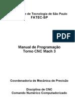 CNC - Apostila de Programa-Mach 3