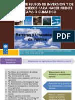 8. Propuestas de lineamientos de política