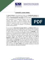 CONEXION POZO TIERRA