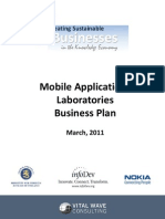 Infodev Mlabs Business Plan March 2011