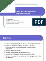 1.1 Infecciones Asociadas a La Atencion en Salud (Iaas) Presentacion